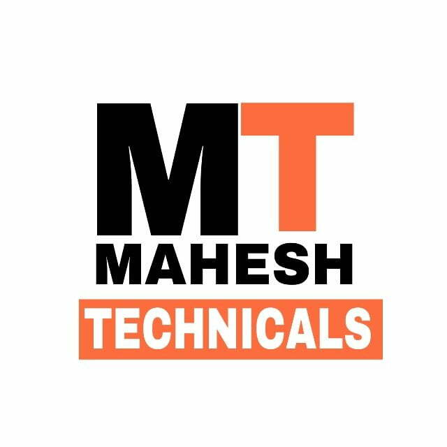 Mahesh Technicals