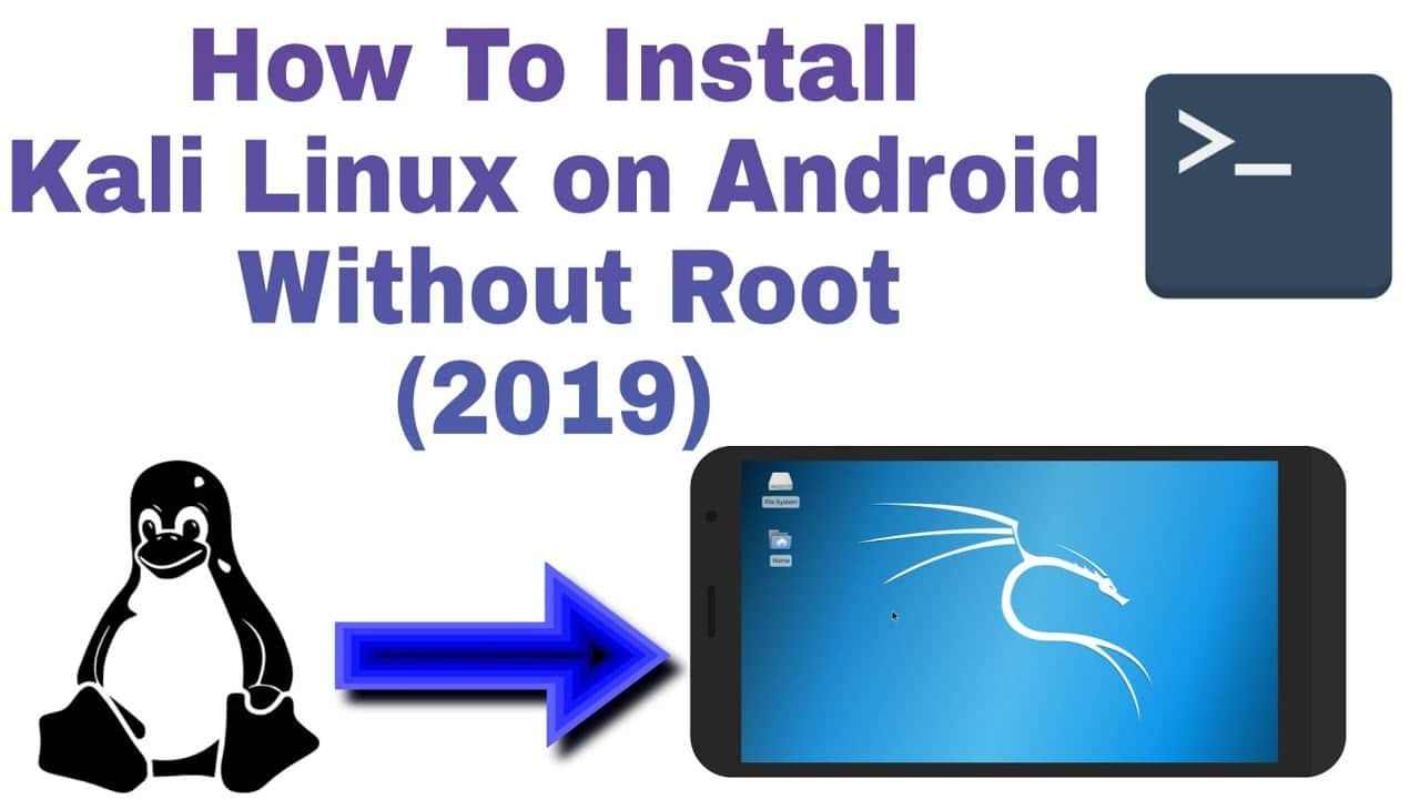 Kali Linux on Android! How To Install Kali Linux on Android